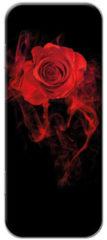 Bliketui Aristo leeg motief Rose AR-17133