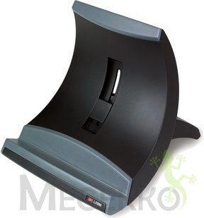 Afbeelding van Zwarte 3M™ Verticale Monitorsteun voor Laptop, 225 x 168 x 205 mm