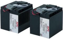APC oplaadbare batterijen/accu's Replacement Battery Cartridge #55