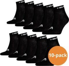 Head Quarter sokken 10-pack Zwart-35/38