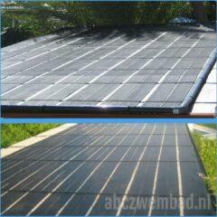 Solar4pool 8m2 solar 2.00m x 4.00m zwembadverwarming