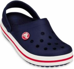 Marineblauwe Crocs Crocband - Wandelsandalen - Unisex - Maat 38/39 - Blauw