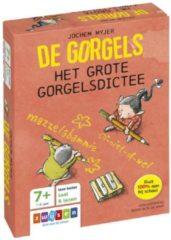 Ons Magazijn De Gorgels - Het grote Gorgels dictee