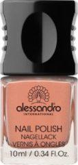 Bruine Alessandro Nail Polish - 20 Toffe Nut - 10 ml