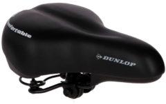 Dunlop Fietszadel - Gel - Voor Stads- En Toerfiets - Zwart