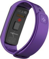 MYKRONOZ ZeFit2 Pulse Activity Tracker lila-schwar