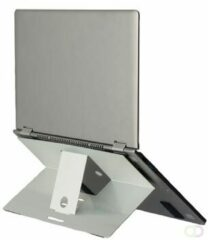 R-Go Tools R-Go Riser Attachable laptopstandaard zilver
