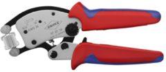 Knipex 97 53 18 SB - Aderendhülsen-Presszange 0,14-16qmm 97 53 18 SB