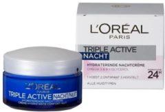 L'Oréal Paris Loreal Dermo expertise triple active nachtcreme 50 Milliliter