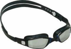 Phelps Ninja - Zwembril - Volwassenen - Mirrored Lens - Grijs/Blauw