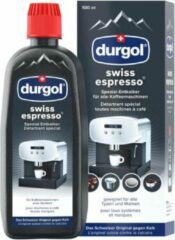 Universeeel Durgol ontkalkingsmiddel - 500ml - ontkalker voor espresso en koffie machines koffiezetapparaat anti kalk