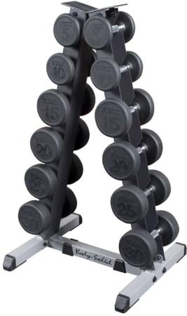 Afbeelding van Body-Solid Vertical Dumbbell Rack
