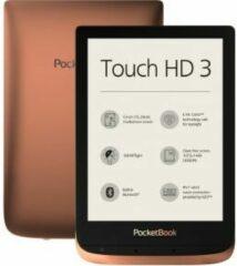 PocketBook Touch HD 3 eBook-reader 15.2 cm (6 inch) Koper, Zwart