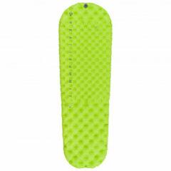 Sea to Summit - Comfort Light Insulated Mat - Isomat maat Rectangular Large groen