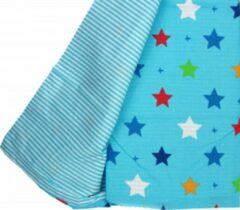Lief! Lifestyle Lief! Dekbedovertrek voor Kinderen Blauw – 100x135x2cm   Lakens   Beddengoed   Slaapspullen