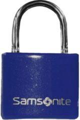 Accessories Reise-Sicherheit Vorhängeschloss III 2,5 cm Samsonite indigo blue