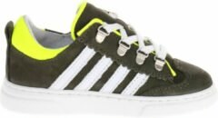 Pinocchio P1327 Sneakers Groen Nubuck - Maat 27