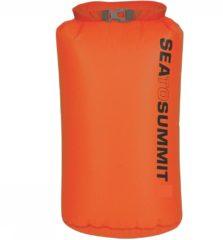 Sea to Summit - Ultra-Sil Nano Dry Sack - Pakzak maat 4 l, oranje/rood