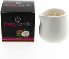 Erotic Candle Massage kaars - Kokos