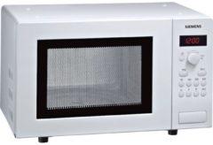 Mikrowelle HF15M241 Siemens Weiß