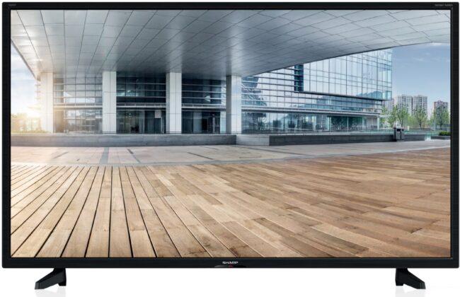 Afbeelding van Zwarte Sharp Aquos 32CB3E   32inch   HD-ready LED-TV