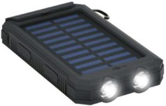 Goobay Outdoor 8.0 49216 Solarlader Laadstroom zonnecel 200 mA Capaciteit 8000 mAh