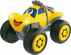 Tiamo Chicco Billy Big Wheels - Bestuurbare auto - Geel
