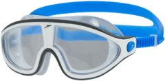 Speedo - Biofuse Rift V2 - Zwembril maat One Size, grijs/rood