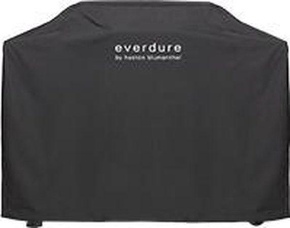 Afbeelding van Everdure Furnace Barbecue Beschermhoes Groot - Polyester - Zwart