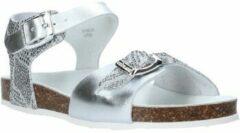 Zilveren Sandalen Grunland SB1500