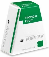 PureTea Pure Tea Tropical Fruit Biologische Thee - 2 x 18 stuks