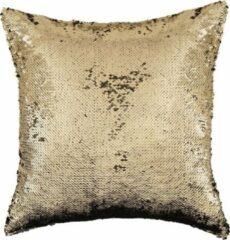 Balvi Kussen Magic 40 X 40 Cm Polyester Zwart/goud