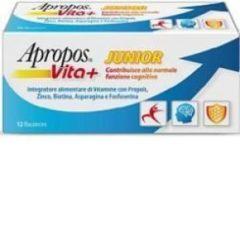 Desa pharma APROPOS VITA JUNIOR 12 FLACONI 10ML
