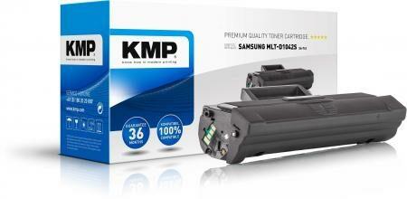 Afbeelding van KMP Tonercassette vervangt Samsung MLT-D1042S Compatibel Zwart 1500 bladzijden SA-T42