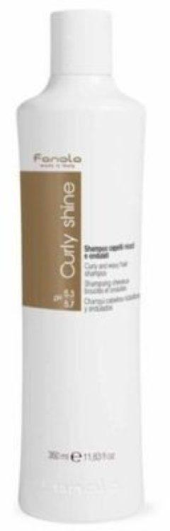 Fanola Curly Shine Shampoo voor krullend haar 350ml