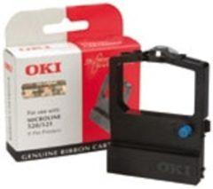 OKI Microline 520, 521 inktlint zwart 4.000.000 karakters 1-pack
