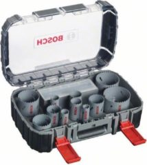 Bosch Professional accessoire Bosch 11-delige universele set bimetaal Standard