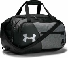 Under Armour Undeniable Duffel 4.0 Small Unisex Sport Tas - Graphite Medium Heather