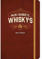 Rode Deltas Mijn favoriete Whisky's Notitieboek
