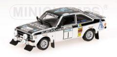 Ford Escort II RS1800 #1 Winners RAC Rally 1975 - 1:43 - Minichamps