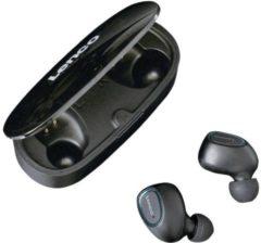 Lenco EPB-410 - Draadloze oordopjes Waterproof (IPX4) lichtgewicht - Zwart