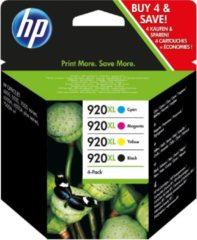 "<lt/>span style=""font-size: larger; font-weight: bold;""<gt/>Overview<lt/>/span<gt/><lt/>br /<gt/>HP 920XL combopak zwarte/cyaan/magenta/gele Officejet inktcartridges print professionele kleurendocumenten voordeliger dan lasertechnologie. High-capacity car"