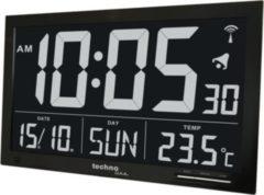 Technotrade TechnoLine ES 8007 Funkwanduhr mit Jumbo LCD