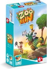Asmodee Zoo Run - Kaartspel