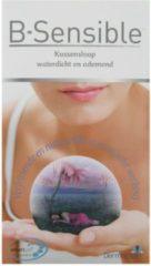 B-sensible 2 In 1 Waterdicht & Ademend Kussensloop + Kussenbeschermer - Wit - 60x70