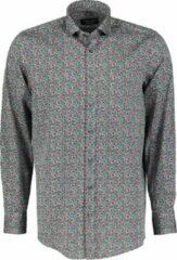 Casa Moda Overhemd - Regular Fit - Blauw - 4XL Grote Maten
