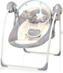 Grijze Baby Swing Little World Dreamday Dots