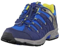 Wanderschuhe Snap Junior 2046 mit Air-Active-Fußbett Meindl Jeans/Lemon