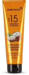 TANNYMAXX COCONUT BUTTER Tanning Lotion SPF 15, 150ml