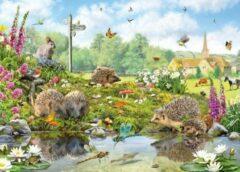 Otter House Riverside Wildlife Puzzel 1000 Stukjes